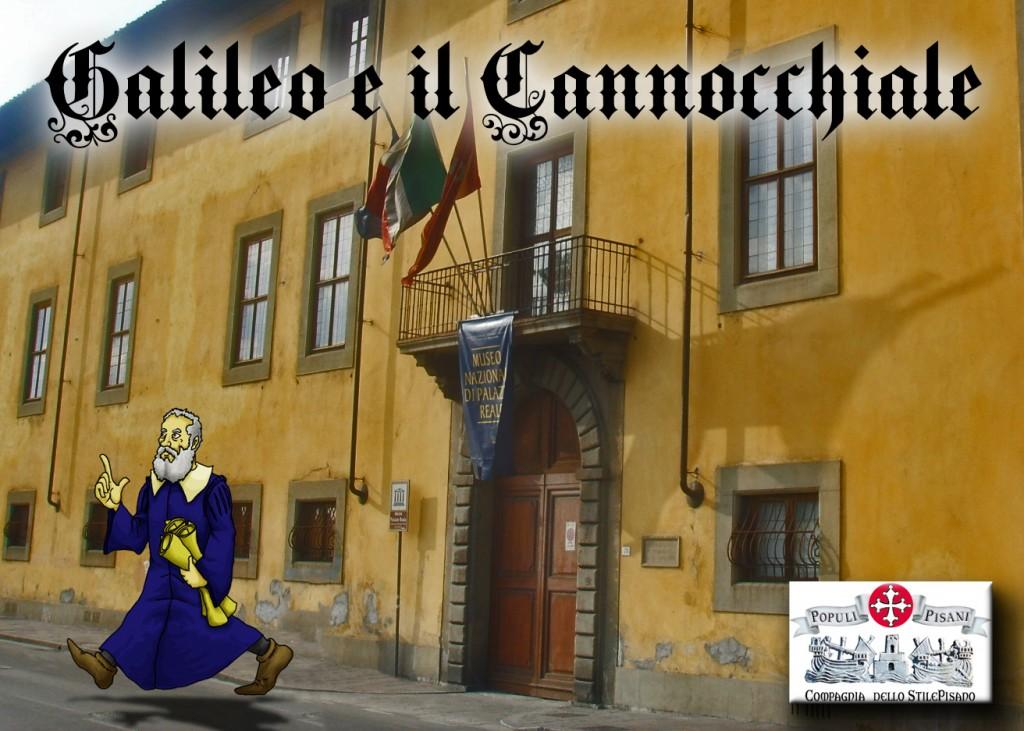 Galileo e il cannocchiale